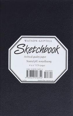 Small Sketchbook (Kivar, Black) Cover