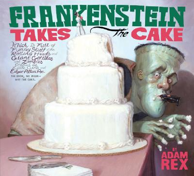 Frankenstein Takes the Cake Cover