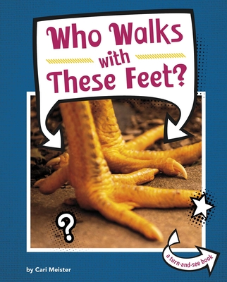 Who Walks with These Feet? Cover Image