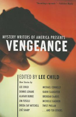 Mystery Writers of America Presents Vengeance Cover