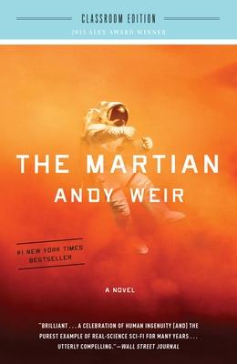 The Martian book cover