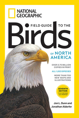 National Geographic Field Guide to the Birds of North America, 7th Edition Cover Image