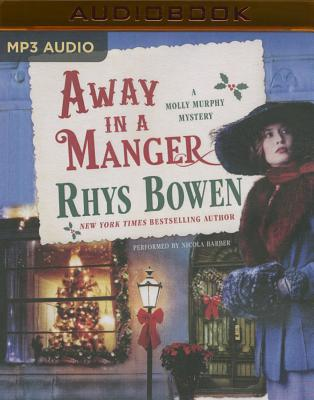 Away in a Manger (Molly Murphy Mysteries #15) Cover Image