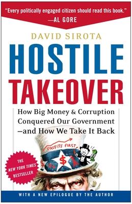 Hostile Takeover Cover