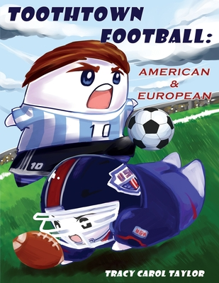 Toothtown Football American and European Cover Image