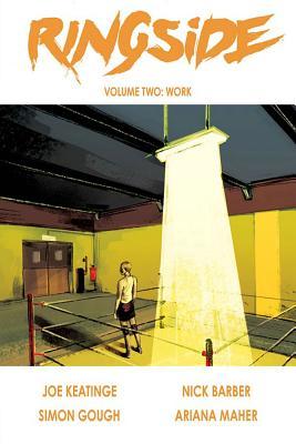 Cover for Ringside, Volume 2