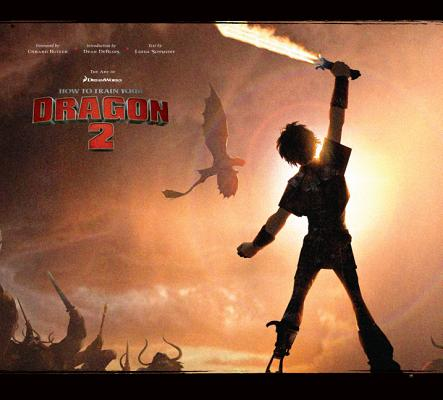 The Art of How to Train Your Dragon 2 (Pictorial Moviebook) Cover Image