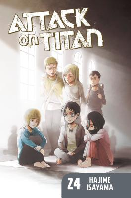 Attack on Titan 24 cover image