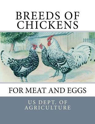 Breeds of Chickens for Meat and Eggs Cover Image