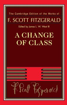 A Change of Class Cover Image