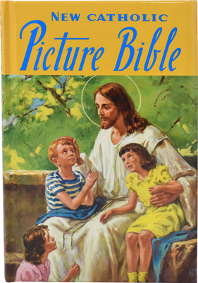 Catholic Picture Bible: Popular Stories from the Old and New Testaments Cover Image