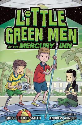 Little Green Men at the Mercury Inn Cover