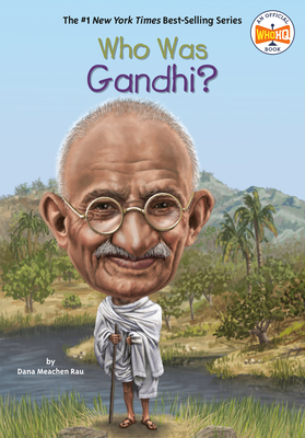 Who Was Gandhi? (Who Was?) Cover Image