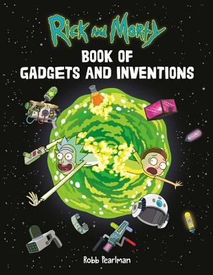 Rick and Morty Book of Gadgets and Inventions Cover Image