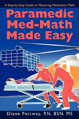 Paramedic Med-Math Made Easy Cover Image