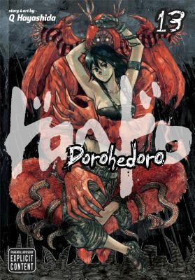 Dorohedoro, Vol. 13 Cover Image