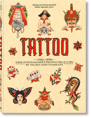 Tattoo. 1730s-1970s. Henk Schiffmacher's Private Collection Cover Image