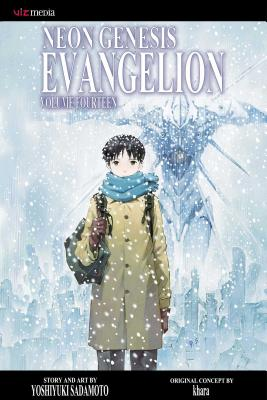 Neon Genesis Evangelion, Vol. 14 Cover Image
