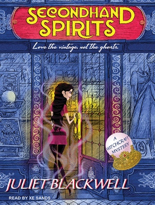 Secondhand Spirits Cover Image
