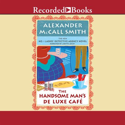 The Handsome Man's de Luxe Cafe (No. 1 Ladies Detective Agency #15) Cover Image
