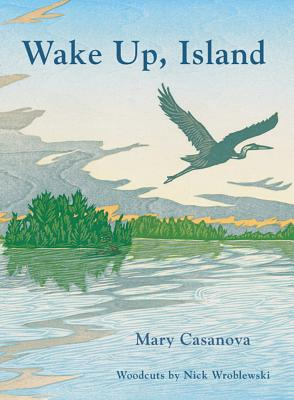 Cover for Wake Up, Island