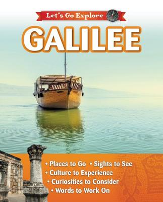 Galilee (Let's Go Explore) Cover Image