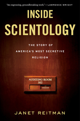 Inside Scientology Cover