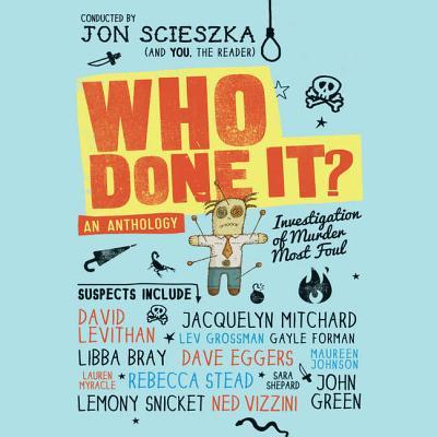Who Done It? Lib/E Cover Image