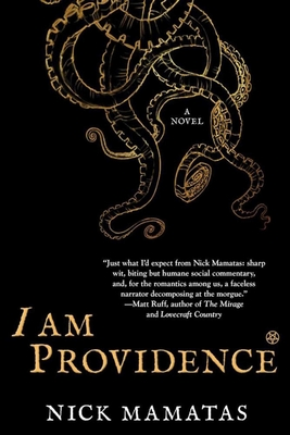 I Am Providence Cover Image