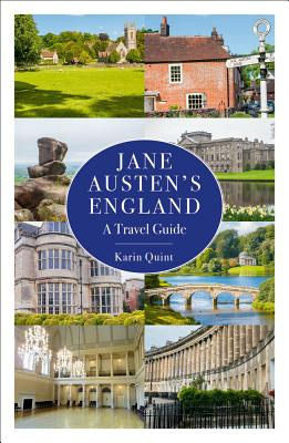 Jane Austen's England: A Travel Guide cover