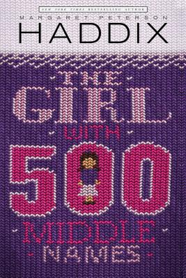 The Girl with 500 Middle Names Cover Image