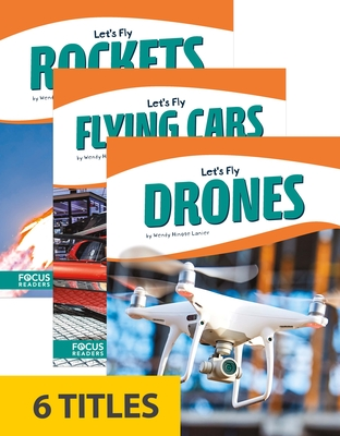 Let's Fly (Set of 6) Cover Image