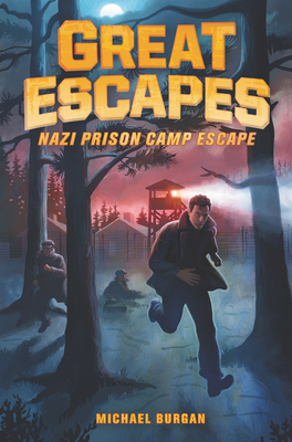 Great Escapes #1: Nazi Prison Camp Escape Cover Image