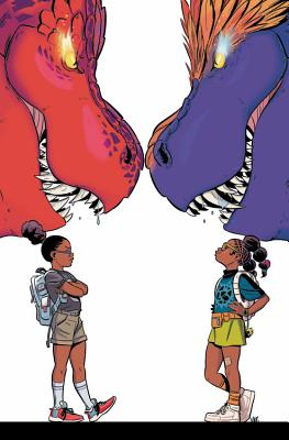 Moon Girl and Devil Dinosaur Vol. 4: Girl-Moon Cover Image