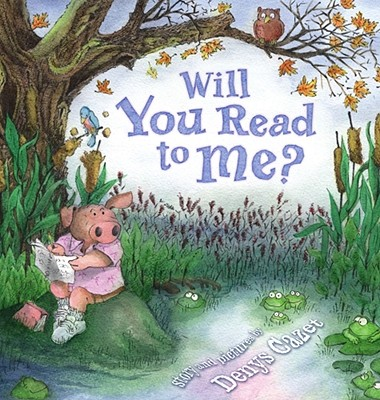 Will You Read to Me? Cover