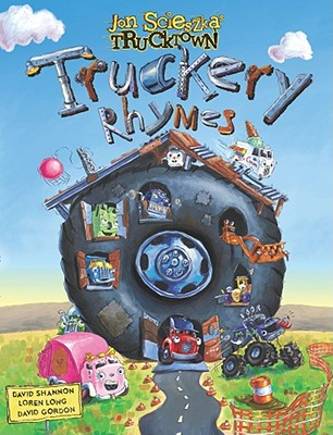 Truckery Rhymes (Jon Scieszka's Trucktown) Cover Image