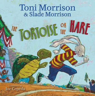 The Tortoise or the Hare Cover Image