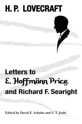 Letters to E. Hoffmann Price and Richard F. Searight Cover Image