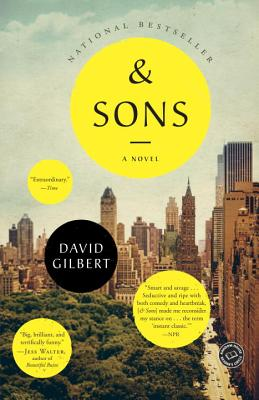 And Sons: A Novel Cover Image