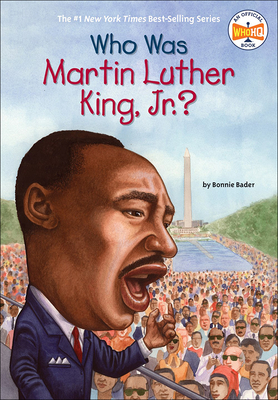 Who Was Martin Luther King, Jr.? (Who Was...?) Cover Image