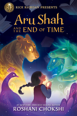 Aru Shah and the End of Time (Pandava #1) Cover Image
