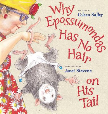 Why Epossumondas Has No Hair on His Tail Cover