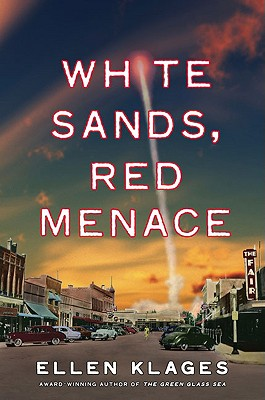 White Sands, Red Menace Cover