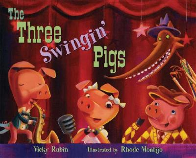 The Three Swingin' Pigs Cover