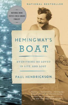 Hemingway's Boat: Everything He Loved in Life, and Lost Cover Image