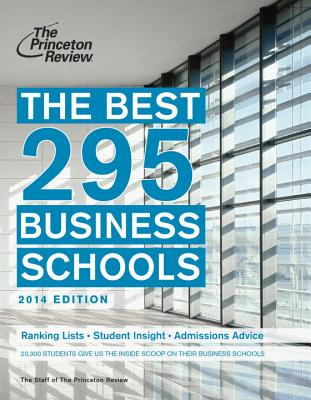 The Best 295 Business Schools Cover