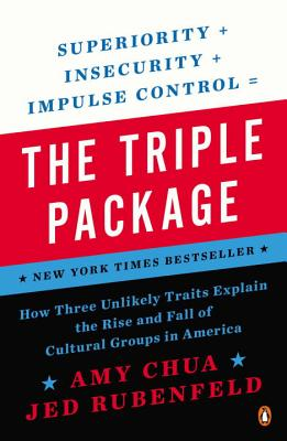 Cover for The Triple Package