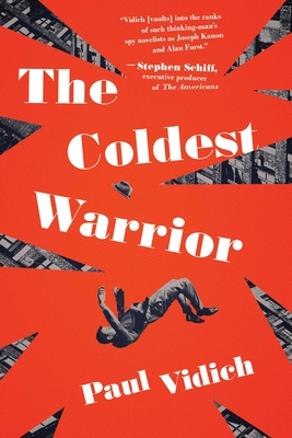 Cover for The Coldest Warrior