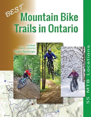 Best Mountain Bike Trails in Ontario: 55 MTB Locations Cover Image