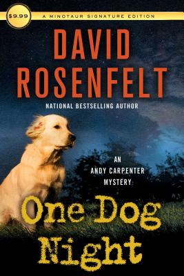 One Dog Night: An Andy Carpenter Mystery (An Andy Carpenter Novel #9) Cover Image